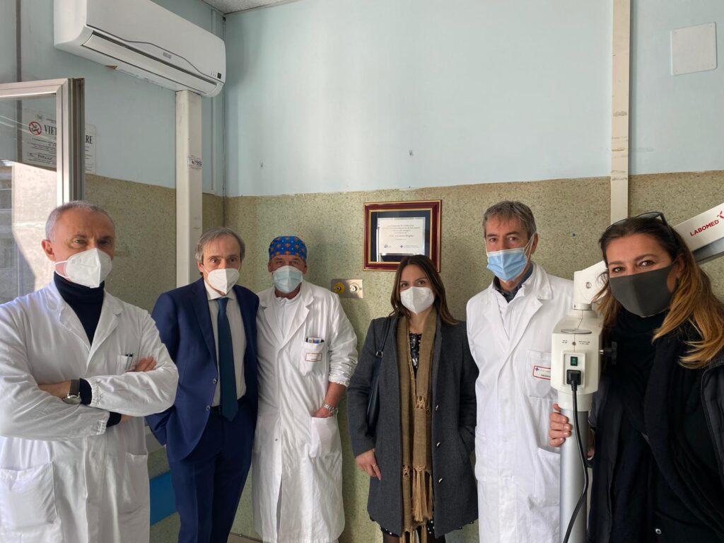 Dottori San Camillo e Fondazione